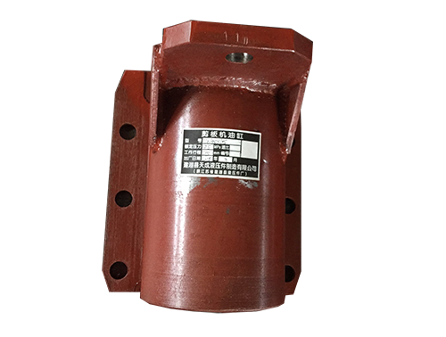 剪板机油缸
