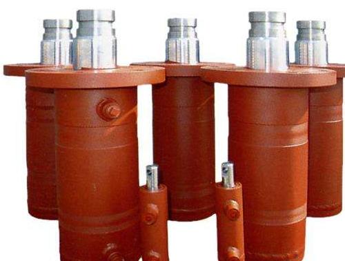 油压机油缸